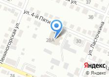 Компания «Комплексный центр социального обслуживания населения Первомайского района» на карте