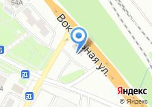 Компания «Уголёк» на карте
