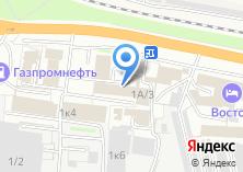 Компания «Автомобилист» на карте