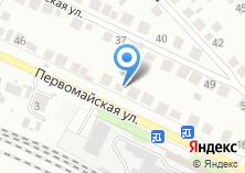 Компания «СибВторРесурс» на карте
