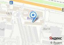 Компания «ДомАл» на карте