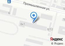 Компания «Бердский строительный трест» на карте