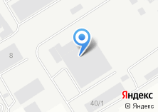 Компания «Снабхолдинг» на карте