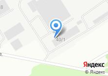 Компания «БетонБаза» на карте
