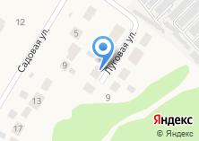 Компания «НКОР» на карте