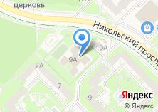 Компания «Отдел имущества Администрации пос. Кольцово» на карте