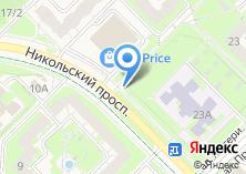 Компания «Дары Сибири» на карте