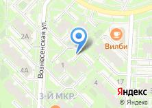 Компания «Zfit» на карте