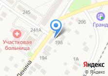 Компания «Ёлочка» на карте