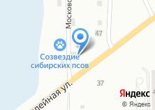 Компания «Созвездие сибирских псов» на карте