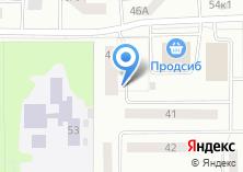 Компания «Фишторг» на карте
