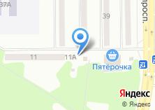 Компания «Домино» на карте