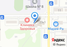 Компания «Суши Маркет» на карте