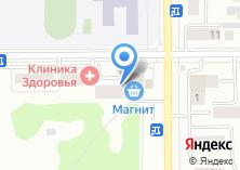 Компания «Турист» на карте