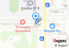 Компания «Оптимэ» на карте