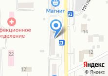Компания «Био-мед» на карте