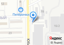 Компания «Кучер» на карте