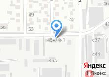 Компания «Акита Суши» на карте