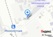 Компания «Про-дизайн» на карте