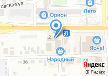 Компания «Офис-центр» на карте