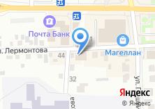 Компания «Ковчег» на карте