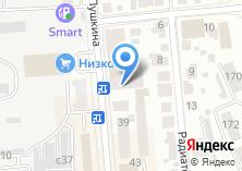 Компания «МариКа» на карте
