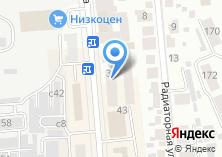 Компания «Элитные массажные технологии» на карте