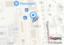 Компания «Землеустроитель» на карте
