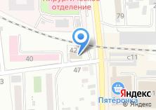 Компания «У Аладдина» на карте