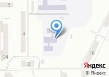 Компания «Детский сад №16 Солнышко» на карте