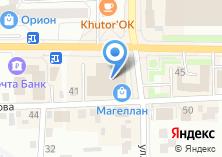Компания «Легион-Плюс» на карте