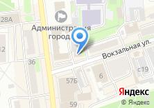 Компания «Искитимский» на карте