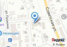 Компания «Аква-Люкс» на карте
