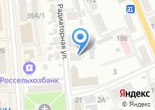 Компания «ГолдМедиум» на карте