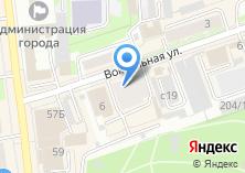 Компания «Shopper» на карте