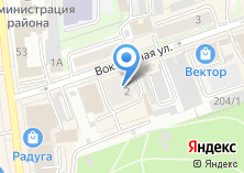 Компания «Лебедёвская агрофирма» на карте