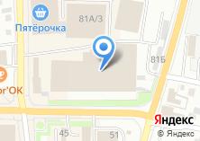 Компания «Zебра» на карте
