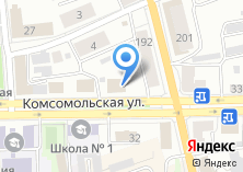 Компания «СИБИРСКИЙ РЕКЛАМНЫЙ ТРЕСТЪ» на карте