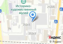 Компания «Мега Фуд» на карте