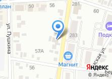 Компания «Муслим» на карте