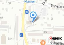 Компания «КрепМастер» на карте