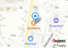 Компания «Строящийся жилой дом по ул. Советская (г. Искитим)» на карте
