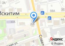 Компания «Эвакуатор Искитим - Эвакуация автомобилей в Искитимском районе» на карте