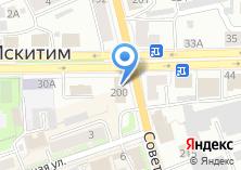 Компания «Общественная приемная депутата Законодательного собрания Новосибирской области Терешкова Д. М.» на карте
