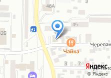 Компания «Мегавольт» на карте