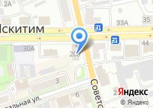 Компания «ЗАГС Искитимского района» на карте