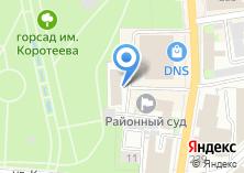 Компания «Строй» на карте