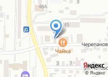 Компания «Страна Мастеров» на карте