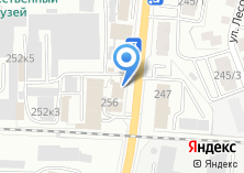 Компания «АНО» на карте