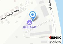 Компания «Искитимская техническая школа ДОСААФ России» на карте